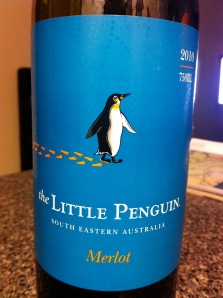 The Little Penguin Merlot 2010