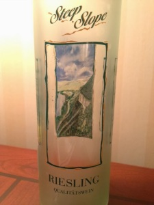 Steep Slope Riesling Qualitatswein 2008 Mosel