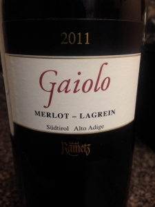 Gailo Merlot-Lagrein 2011