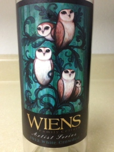Wiens White Crowded 2012