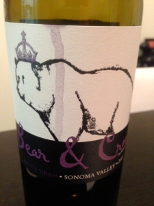Bear and Crown Petite Sirah 2010