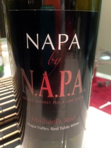 NAPA by N.A.P.A Michael's Red