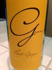 Ganzo Pinot Grigio 2012
