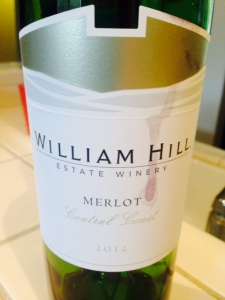 William Hill Merlot
