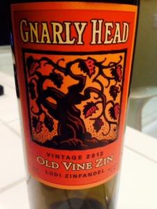 Gnarly Head Old Vine Zin