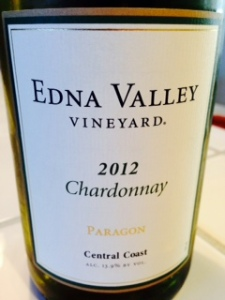 Edna Valley Vineyard Chardonnay 2012