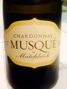 Chardonnay Musque by Matchbook