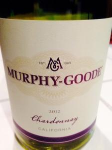 Murphy-Goode Chardonnay 2012