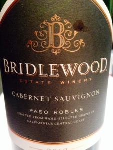 Bridlewood Cabernet Sauvignon 2012