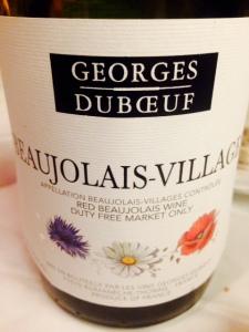 Beaujolais-VillageRed