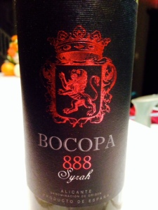 Bocopa888syrah