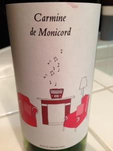 Carmine de Monicord 2011