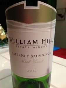 William Hill Cab Sav