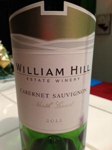 William Hill Cab Sav