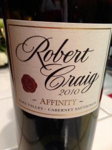 Robert Craig 2010 Affinity