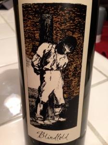 The Prisoner Blindfold White Wine