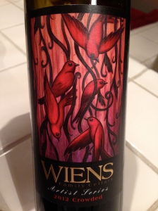 Wiens Red Crowded 2012