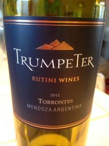 Trumpeter Torrontes 2011 White