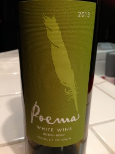 Poema White Wine