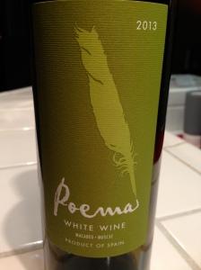 Poema White Wine