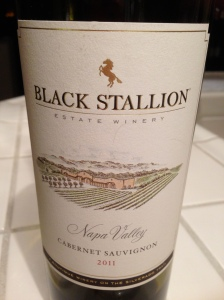 Black Stallion Cab Sav