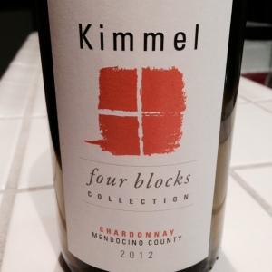 Kimmel Four Blocks 2012 Chardonnay