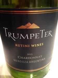 Trumpeter Chardonnay 2011