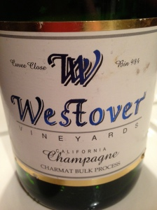Westover Champagne NV