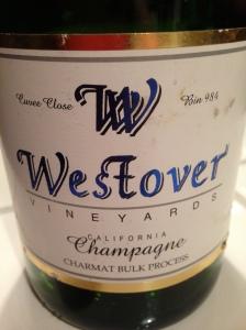 Westover Champagne NV