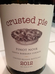 Crusted Pie Pinot Noir 2012