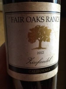 Fair Oaks Ranch Zin