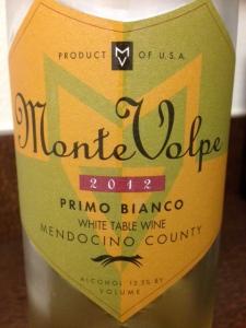 Monte Volpe 2012 Primo Bianco