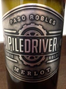 Piledriver Merlot 2013
