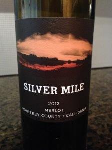 Silver Mile Merlot