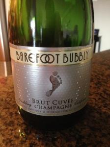 Barefoot Bubbly Cuvee NV