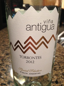 Vina Antigua Torrontes