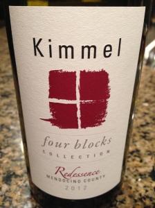 Kimmel Four Blocks Redessance