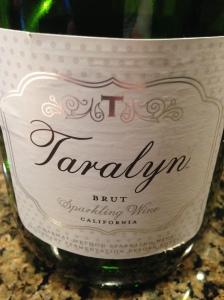 Taralyn Brut Sparkling Wine California