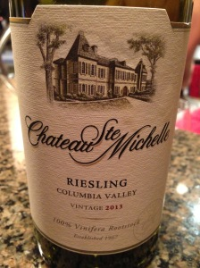 Riesling Chateau Ste Michelle