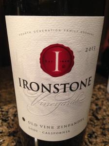 Ironstone Vineyards Old Vine Zinfandel