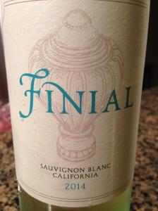 Finial Sauvignon Blanc