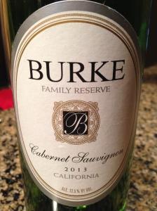 Burke Cabernet Sauvignon