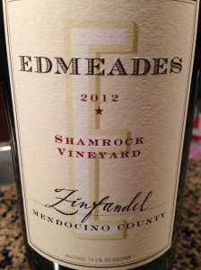 Edmeades Shamrock Vineyards