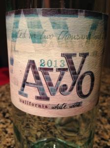 Avyo White Wine 2013