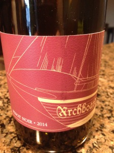 Archboard Pinot Noir 2014