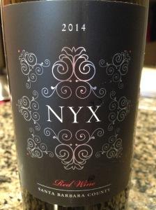 NYX Red Wine 2014