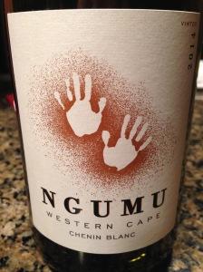 Ngumu Wine