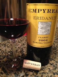 Empyrean Claret 2004