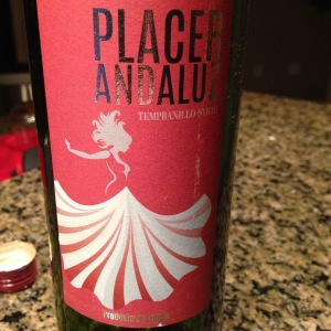 Placer Andaluz Red Wine 2014