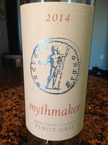 Mythmaker Pinot Gris